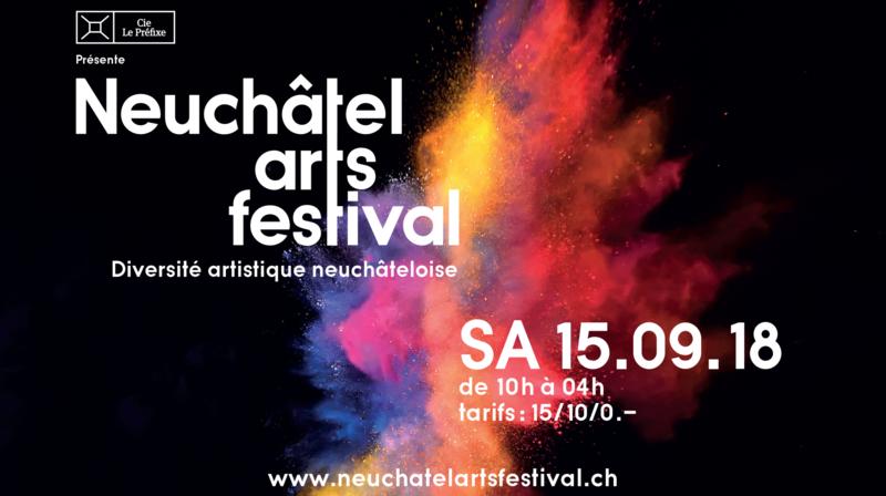 Neuchâtel Arts Festival
