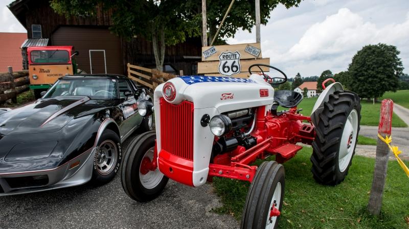 La Chaux-de-Fonds: la vieille Amérique s'invite à la Joux-Perret