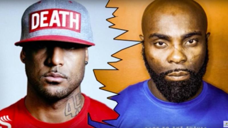 France: un an avec sursis requis contre les rappeurs Booba et Kaaris