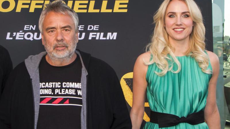 La comédienne Sand van Roy accuse le cinéaste français Luc Besson de l'avoir violée mi-mai à Paris.