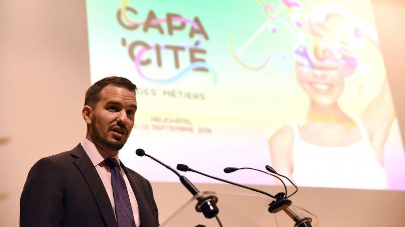 Président du comité d'organisation, Matthieu Aubert tire un bilan positif de cette 7e édition.