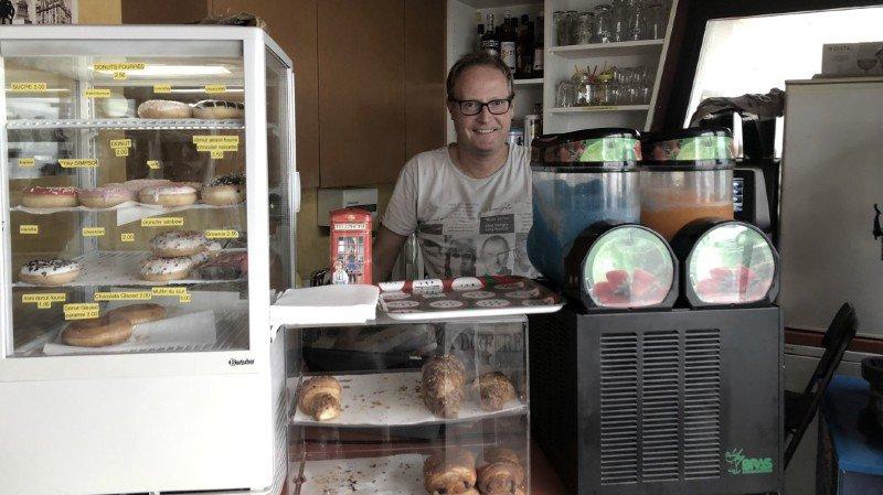 Le gérant du Couleur Café: «J'ai créé un petit Starbucks»