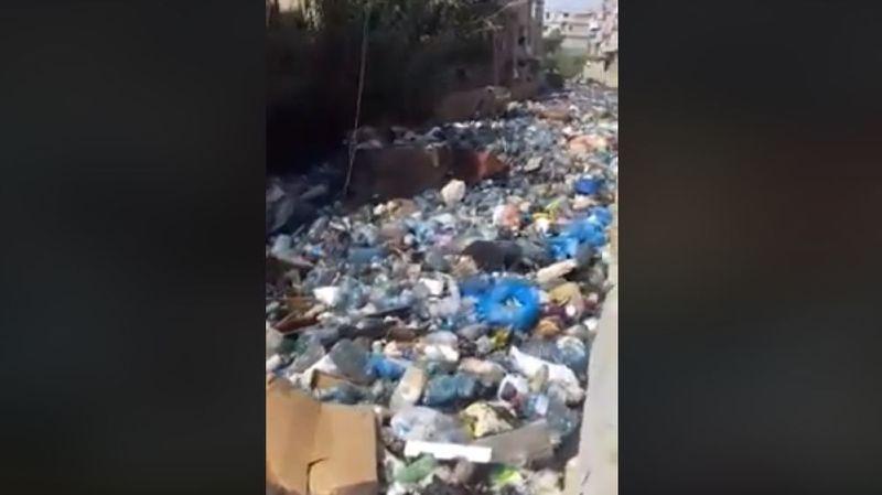 Liban: un fleuve de déchets se jette dans la Méditerranée