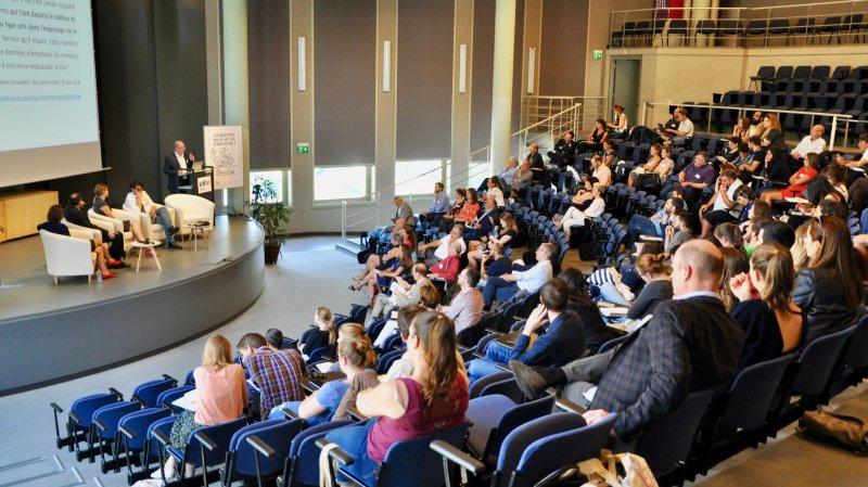 L'Université de Neuchâtel a fêté les dix ans de son Académie de journalisme