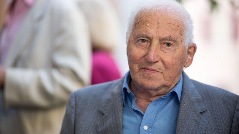 Prix Gasser décerné à Francis Kaufmann pour l'ensemble de son œuvre