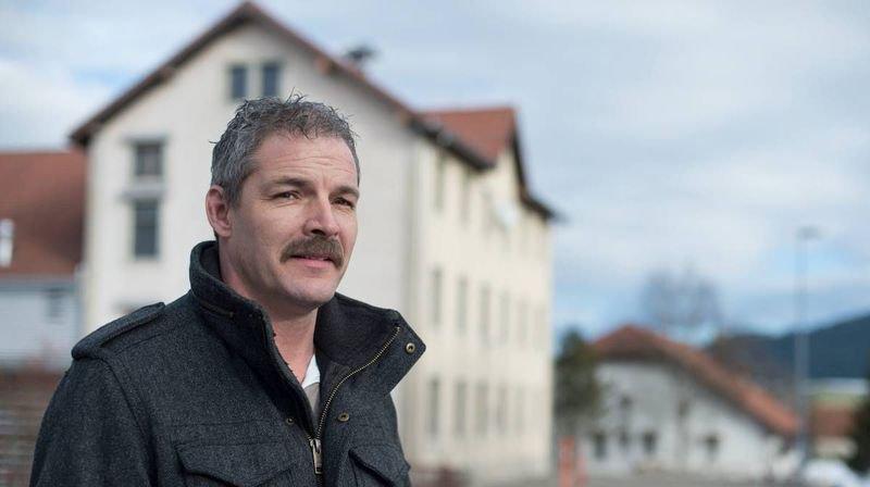 Philippe Raval a été président de la commune du La Chaux-du-Milieu de 2013 à fin août.