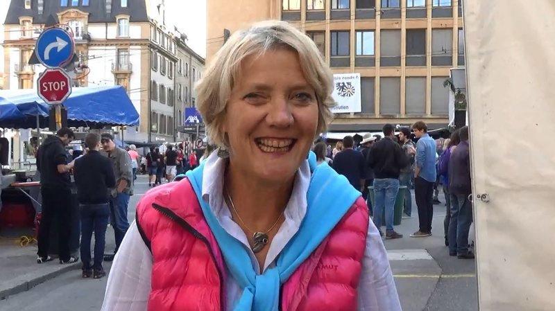 Nicola Thibaudeau à la Fête des vendanges: «surtout ne pas croiser mes garçons!»