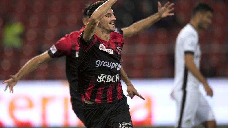 Neuchâtel Xamax FCS renoue avec la victoire