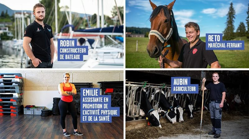 22 jeunes relèvent le défi aux SwissSkills
