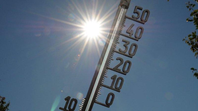Météo: records de température pour le mois de septembre en Suisse