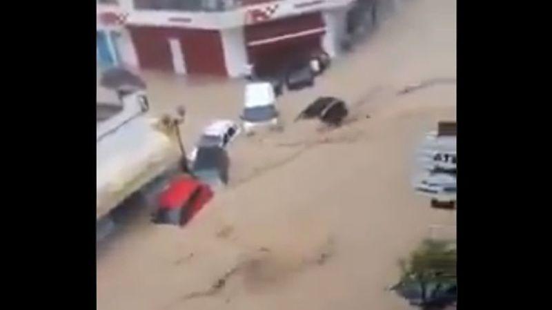 Des orages violents ont touché la Tunisie depuis le milieu de semaine.