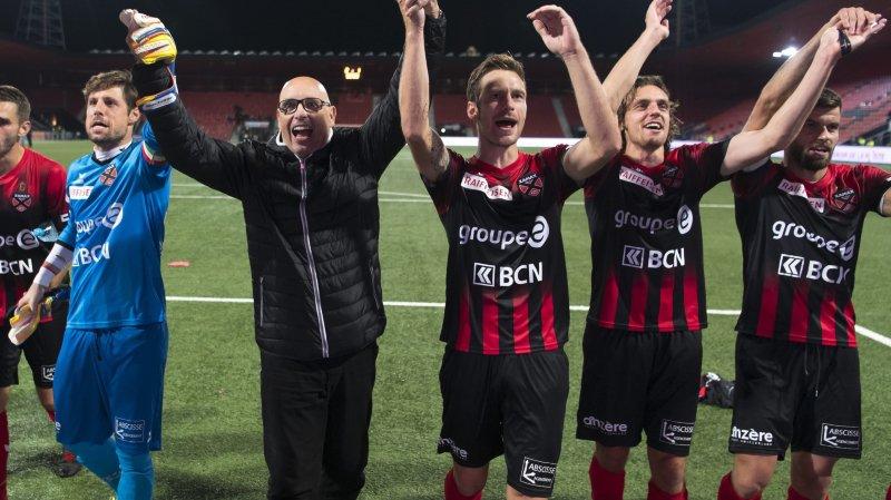 Xamax - Lugano 2-1: une victoire avec la manière