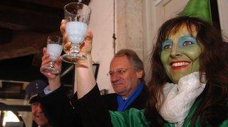 En 2003, un premier pas vers la légalisation de l'absinthe