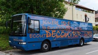 Les Verts demandent le maintien du Bibliobus à Val-de-Ruz