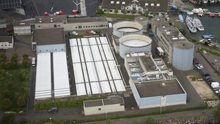 Investissement de près de 45 millions pour traquer les micropolluants à la station d'épuration de Neuchâtel