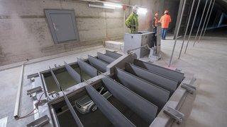 Un jeudi bruyant dans les tunnels sous Neuchâtel