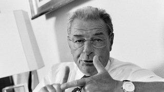 Il y a tout juste 20 ans, le 4 octobre 1998, le Conseiller fédéral vaudois Jean-Pascal Delamuraz disparaissait