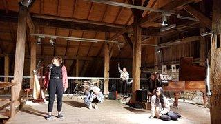 Des lycéens chaux-de-fonniers jouent les œuvres d'art