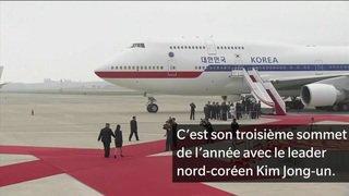 Pyongyang: troisième sommet pour les deux leaders coréens