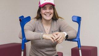 Ski alpin: nouveau coup dur pour Mélanie Meillard qui ne skiera pas cette saison