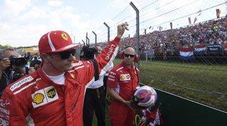 Formule 1: Kimi Raikkonen quittera Ferrari pour Sauber en fin de saison