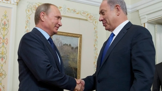 La tension monte entre Israël et la Russie