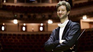 Un jeune chef français nommé à la tête de l'Ensemble symphonique Neuchâtel