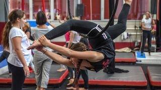 Un été de cirque à La Chaux-de-Fonds