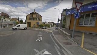 Corcelles: la rue de la gare fermée pour travaux