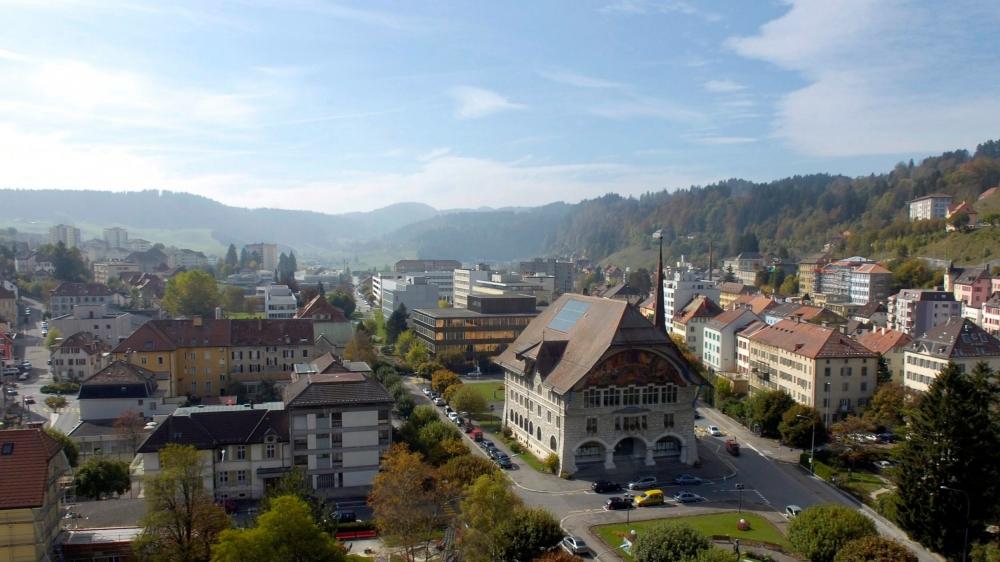 Au Locle, le m2 se négocie à 3250francs, contre 13000francs à Zurich.