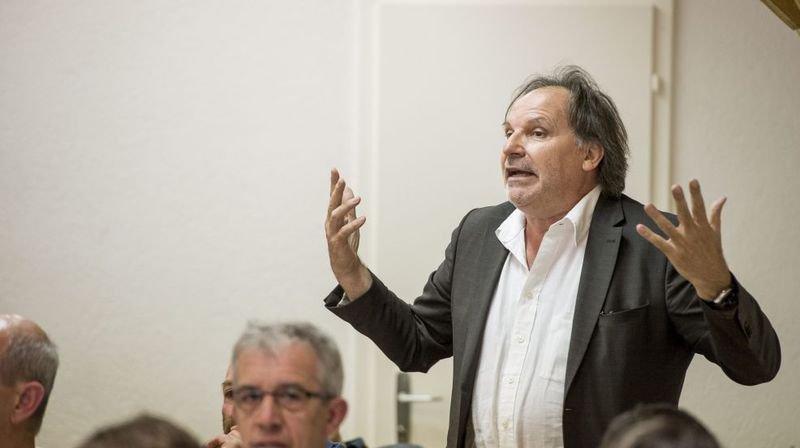 Jean-Luc Pieren démissionne de l'UDC neuchâteloise