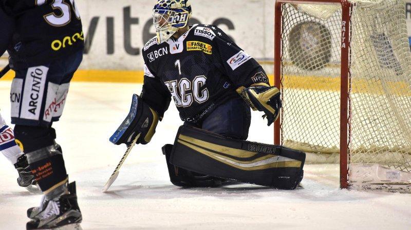Tim Wolf jouera avec le HC Ajoie les deux prochaines saisons.