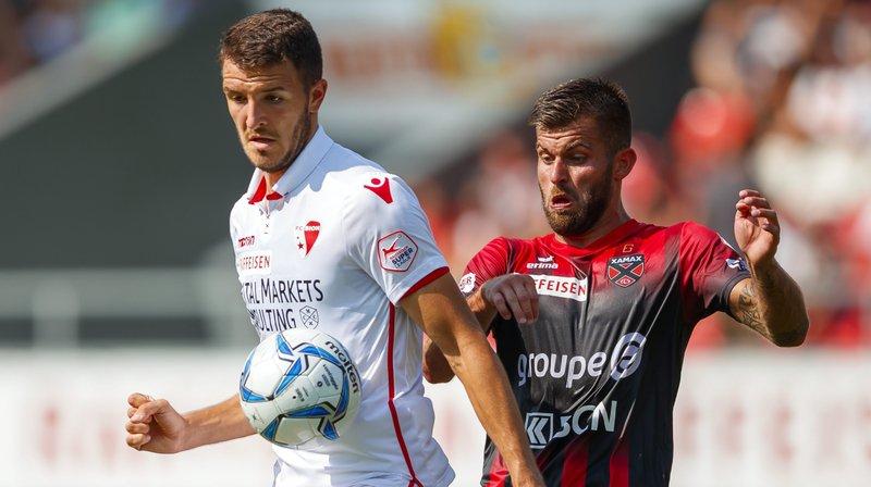 Xamax et Sion défendent bien le foot romand