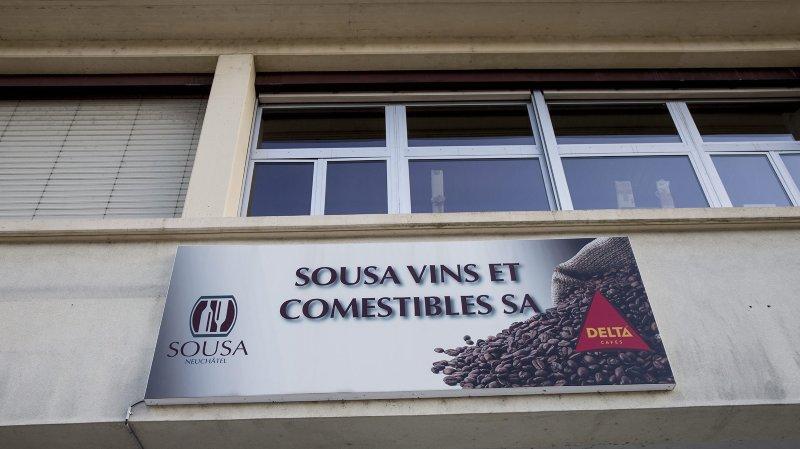 Sa faillite étant suspendue, Sousa Vins et Comestibles retrouve l'espoir