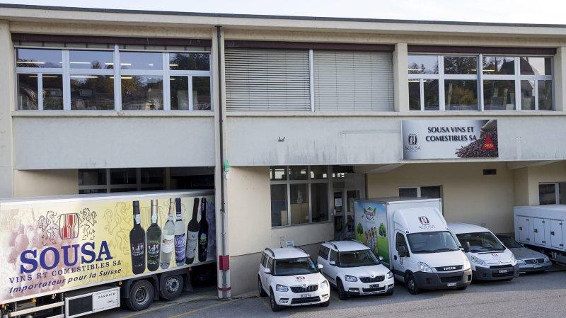 En faillite, Sousa Vins et Comestibles SA peut reprendre ses activités