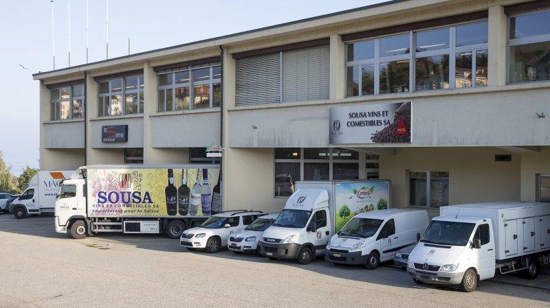 L'entreprise de vente de produits portugais Sousa vins et comestibles doit se refaire. Et faire ses preuves, aux yeux de la justice.