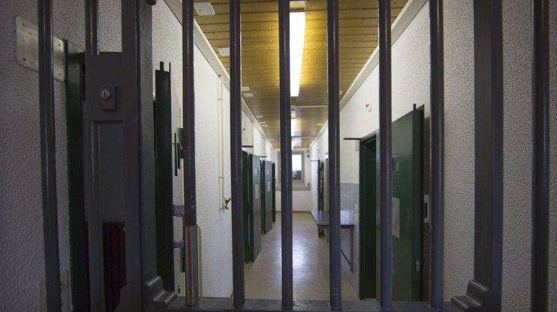 Bâle-Ville: prisonniers blessés dans l'incendie de leur cellule