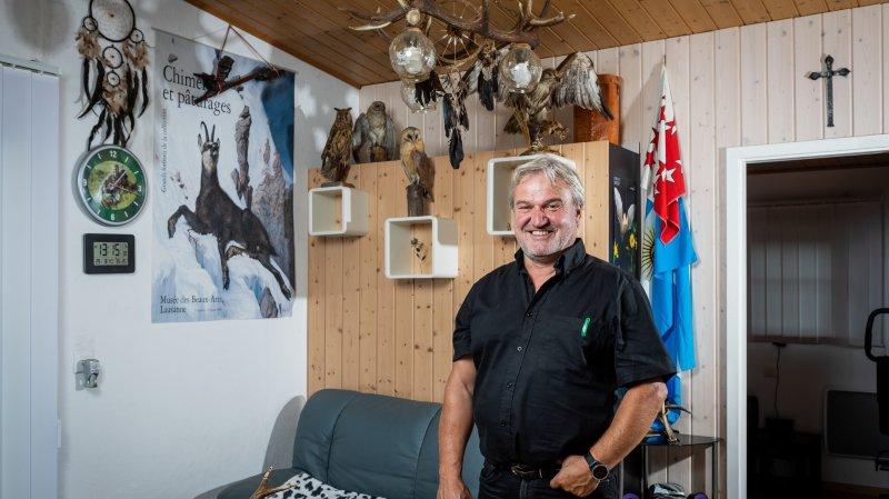 """Magazine """"Spécial Habitat"""": rencontre avec Jean-Michel Bonvin, multirésident depuis qu'il est enfant"""