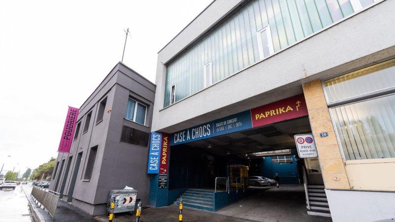 Neuchâtel: un chantier à 3,5 millions a dû être repoussé à la Case à chocs