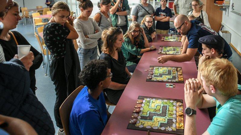 Vingt-quatre heures de jeu avec les scouts du Val-de-Ruz