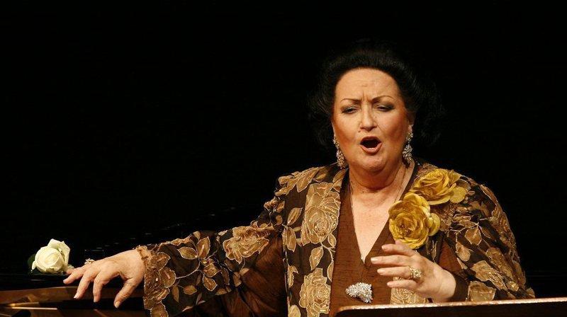 Musique: décès de la célèbre soprano espagnole Montserrat Caballé