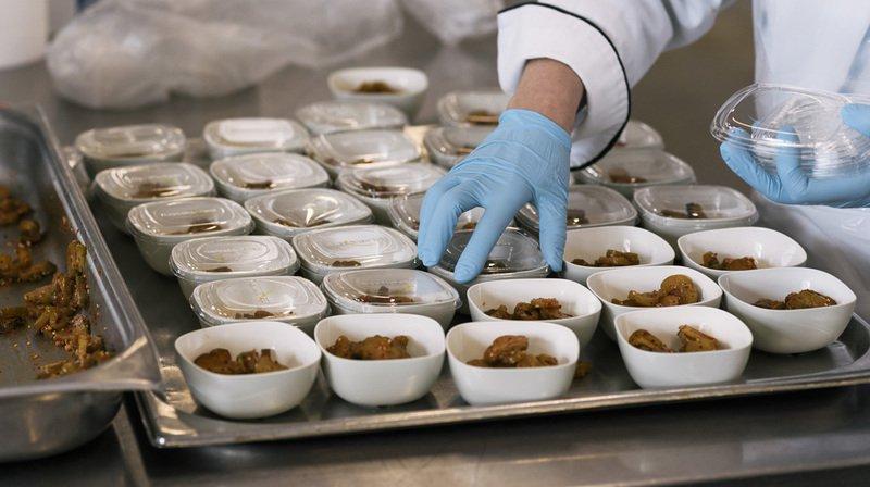 En Suisse, environ 13% des déchets alimentaires proviennent de la branche de l'hôtellerie et de la restauration, selon une étude.