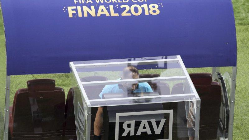 La Swiss Football League confirme sa volonté d'introduire l'arbitrage vidéo pour la saison 2019/20