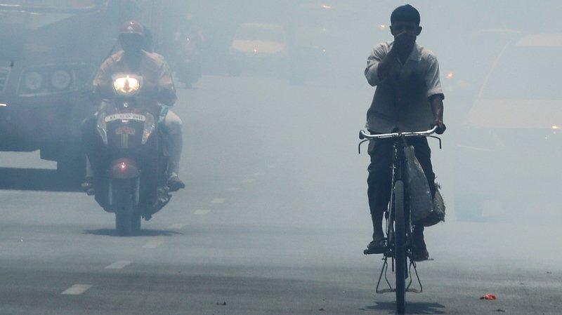 Santé: risque accru de cancer de la bouche avec la pollution de l'air