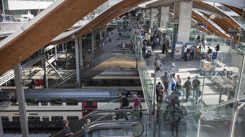 CFF: la gare de Berne a été paralysée ce jeudi durant plusieurs heures