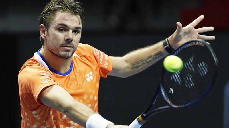 Tennis - Tokyo: Wawrinka convaincant dans son 1er tour