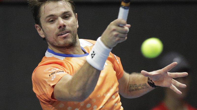 Tennis: Stan Wawrinka sorti d'entrée au Masters 1000 de Shanghaï