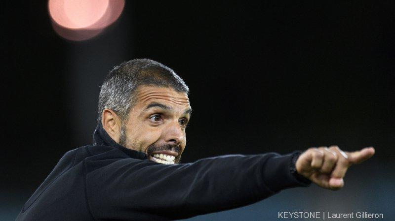 Football: Fabio Celestini est officiellement le nouvel entraîneur du FC Lugano