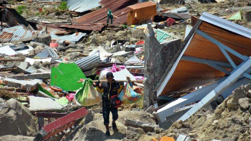 Indonésie: le système d'alerte tsunami a défailli aux Célèbes
