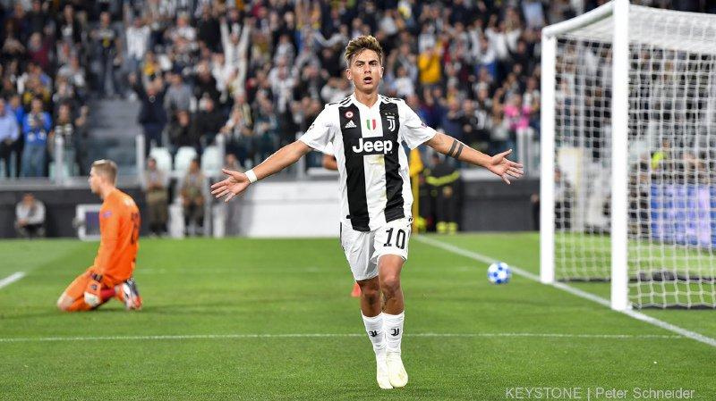 Football - Ligue des Champions: Young Boys logiquement battu par Dybala et la Juventus à Turin